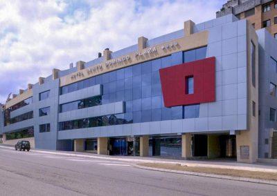 Hotel Santo Domingo Plaza (Oviedo)