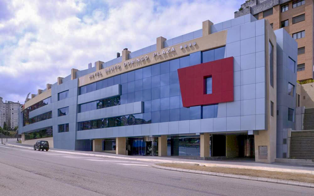 Hotel Oca, Santo Domingo Plaza (Oviedo)
